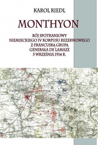 Monthyon. Bój spotkaniowy niemieckiego - okładka książki