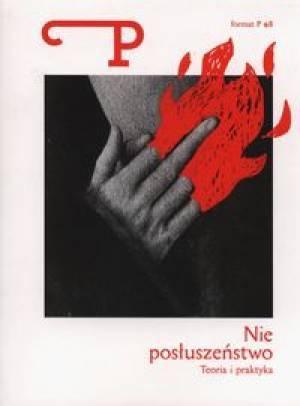 Nieposłuszeństwo. Teoria i praktyka. - okładka książki