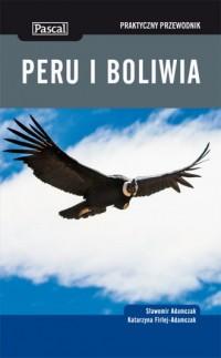 Peru i Boliwia. Praktyczny przewodnik - okładka książki