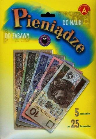 Pieniądze do nauki, do zabawy - zdjęcie zabawki, gry
