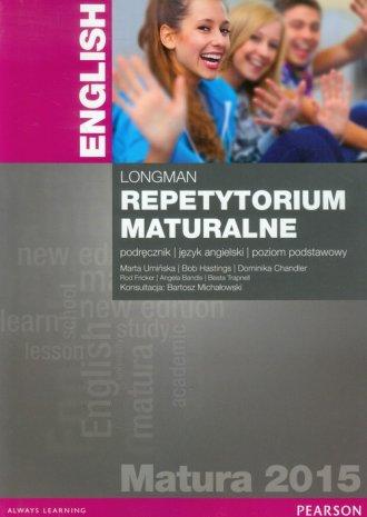 Repetytorium maturalne. Matura - okładka podręcznika