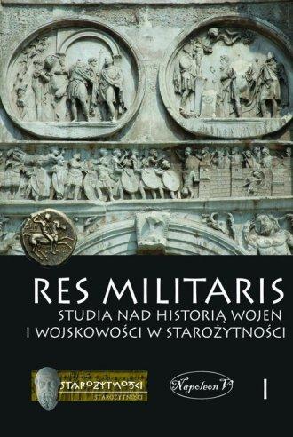 Res Militaris. Studia nad historią - okładka książki
