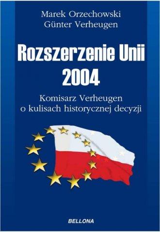 Rozszerzenie Unii 2004. Komisarz - okładka książki