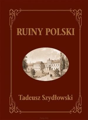 Ruiny Polski - okładka książki