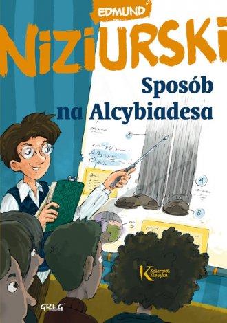 Sposób na Alcybiadesa - okładka książki