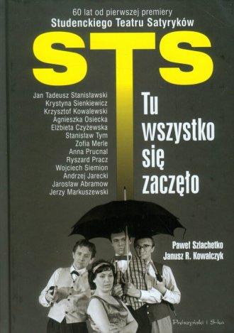 STS. Tu wszystko się zaczęło - okładka książki