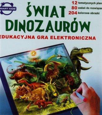 Świat dinozaurów - zdjęcie zabawki, gry
