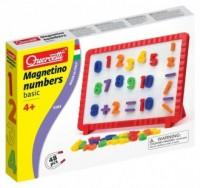 Tablica magnetyczna. Cyfry (48-elem.) - zdjęcie zabawki, gry