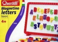 Tablica magnetyczna. Duże litery (48- elem.) - zdjęcie zabawki, gry