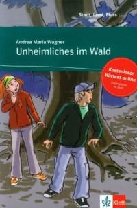 Unheimliches Im Wald. Buch - Wydawnictwo - okładka książki