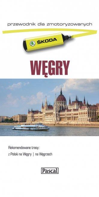 Węgry. Przewodnik dla zmotoryzowanych - okładka książki
