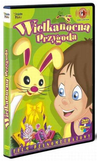 Wielkanocna przygoda - okładka filmu