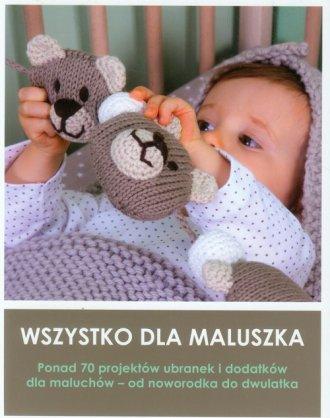 Wszystko dla maluszka - okładka książki