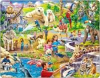 Zoo (puzzle 48-elem.) - zdjęcie zabawki, gry