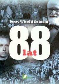88 lat - okładka książki