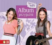 Album przyjaźni. Violetta - okładka książki