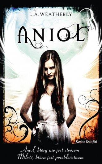 Anioł - okładka książki