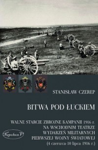 Bitwa pod Łuckiem. Walne starcie - okładka książki