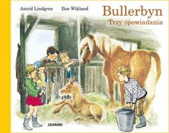 Bullerbyn. Trzy opowiadania - okładka książki
