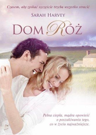 Dom Róż - okładka książki