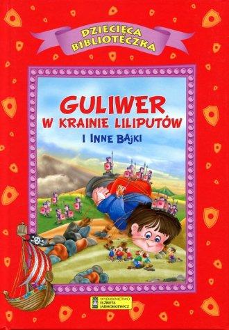 Dziecięca Biblioteczka. Guliwer - okładka książki