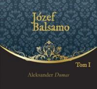 Józef Balsamo. Tom 1 - pudełko audiobooku