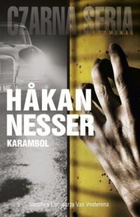 Karambol - okładka książki