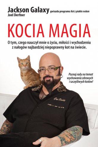 Kocia magia - okładka książki