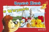 Kogutek ziutek w Warszawie - okładka książki