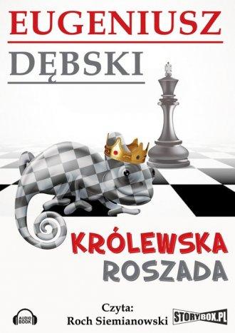 Królewska roszada - pudełko audiobooku