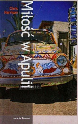 Miłość w Apulii - okładka książki
