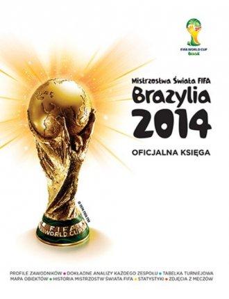 Mistrzostwa Świata FIFA Brazylia - okładka książki