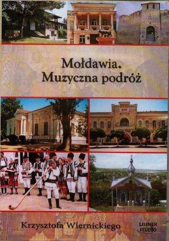 Mołdawia. Muzyczna podróż Krzysztofa - pudełko audiobooku