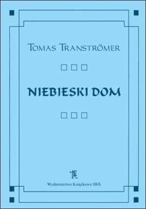 Niebieski dom - okładka książki
