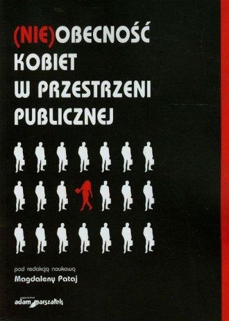 (Nie)obecność kobiet w przestrzeni - okładka książki