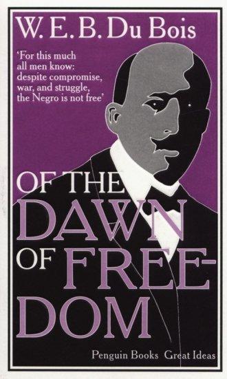 Of the Dawn of Freedom - okładka książki
