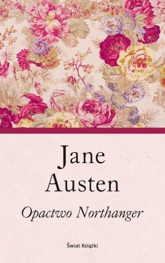 Opactwo Northanger - okładka książki