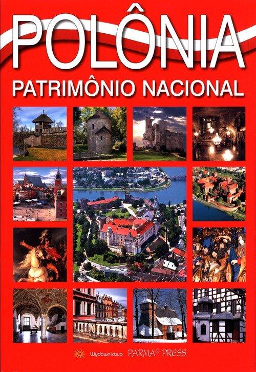 Polska. Dziedzictwo narodowe (wersja - okładka książki