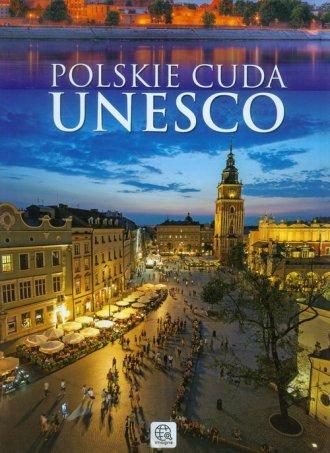 Polskie cuda UNESCO - okładka książki