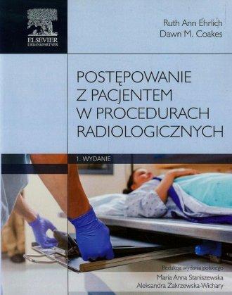 Postępowanie z pacjentem w procedurach - okładka książki