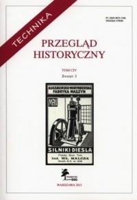 Przegląd Historyczny. Tom CIV. Zeszyt 2 / 2013 - okładka książki