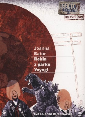 Rekin z parku Yoyogi (CD mp3) - pudełko audiobooku