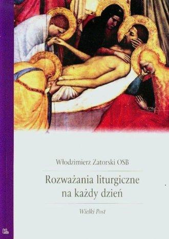 Rozważania liturgiczne na każdy - okładka książki