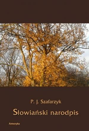 Słowiański narodpis. Seria: Biblioteka - okładka książki
