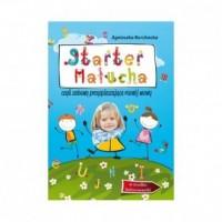 Starter malucha czyli zabawy przyspieszające rozwój mowy - okładka książki