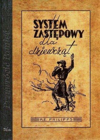 System zastępowy dla dziewcząt. - okładka książki