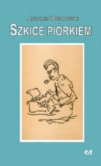 Szkice piórkiem - okładka książki