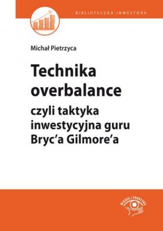 Technika overbalance czyli taktyka - okładka książki