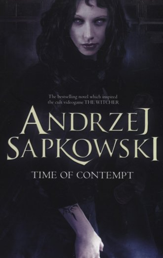 The Time of Contempt - okładka książki