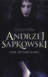 The Time of Contempt - okładka książki